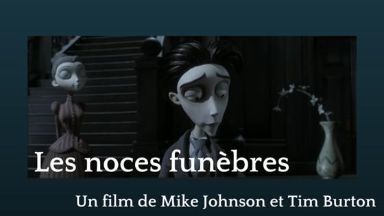 les noces fun bres un film de mike johnson et tim burton dentelle pellicule. Black Bedroom Furniture Sets. Home Design Ideas